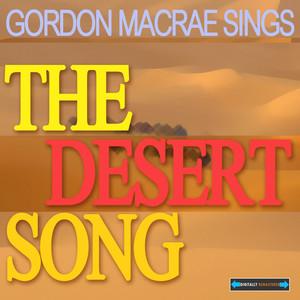 Gordon MacRae Sings the Desert Song album