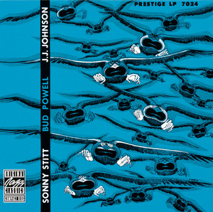 Sonny Stitt, Sonny Stitt Quartet, Bud Powell Quartet Strike Up The Band cover