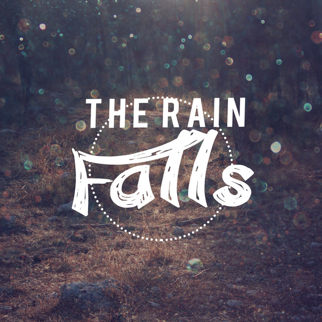 The Rain Falls Albumcover