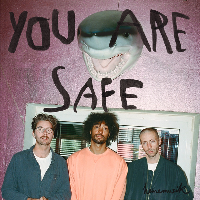 You are safe - Rampa, Adam Port, &Me