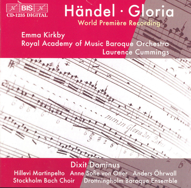 More by George Frideric Handel