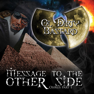 Message to the Other Side (Osirus Pt. 1) Albumcover