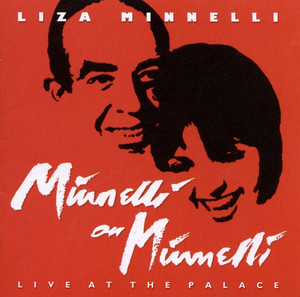 Liza Minnelli Dancing in the Dark cover