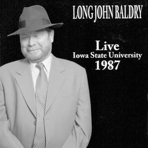 Live Iowa State University 1987 album