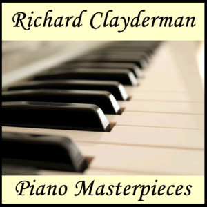 Richard Clayderman Piano Masterpieces Albumcover