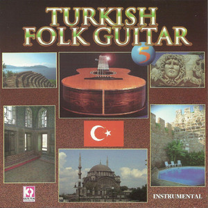 Turkish Folk Guitar, Vol.5 Albümü
