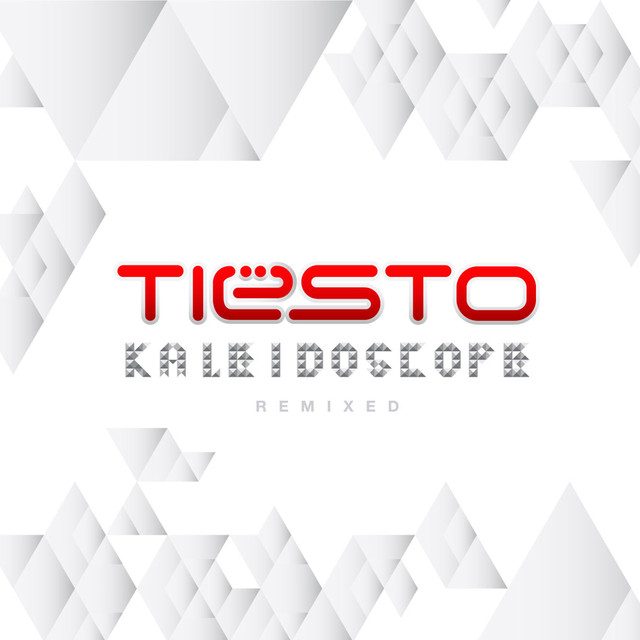 Tiësto Kaleidoscope Remixed album cover