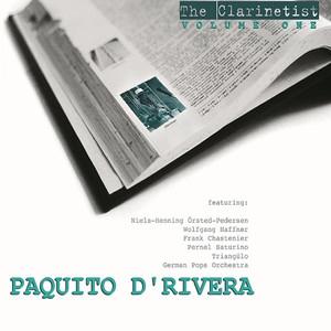 The Clarinetist album