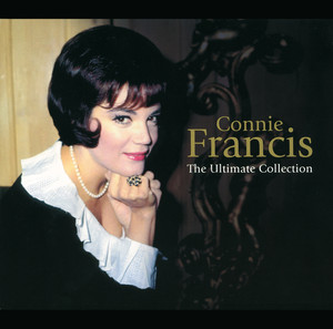 Connie Francis Love Me Tender cover