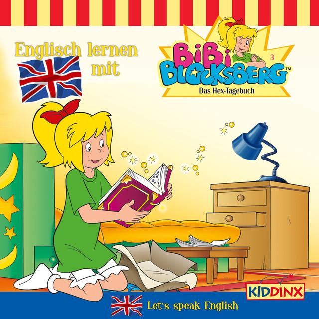 Englisch lernen mit Bibi Blocksberg - Folge 3 - Das Hex-Tagebuch Cover