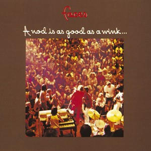 A Nod Is As Good As A Wink To A Blind Horse Albumcover