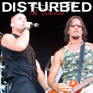 Disturbed - The Interview Albumcover
