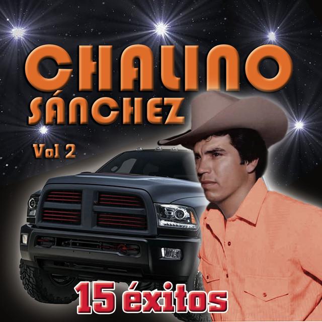 Chalino Sanchez Vol. 2 Albumcover