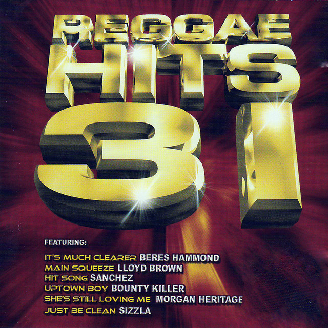 Various Artists Reggae Hits 31 album cover