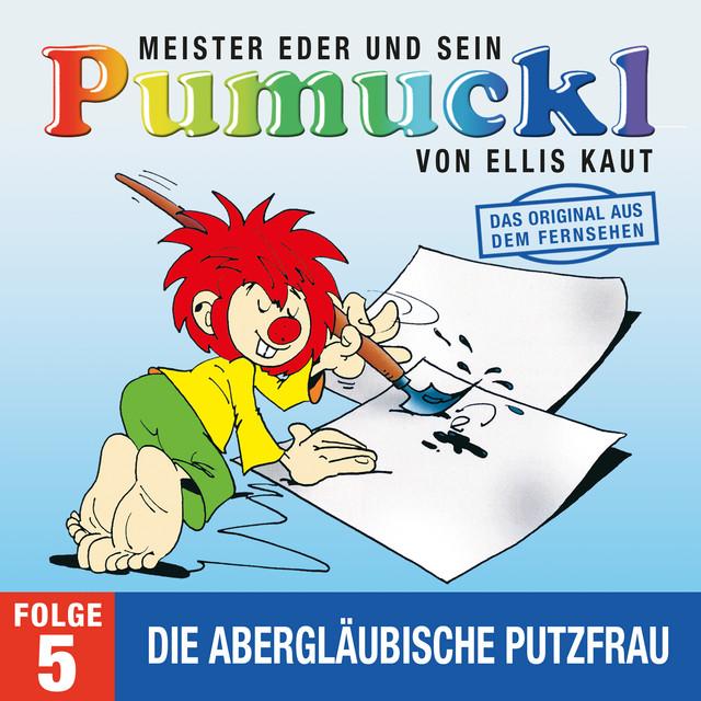 05: Die abergläubische Putzfrau (Das Original aus dem Fernsehen) Cover
