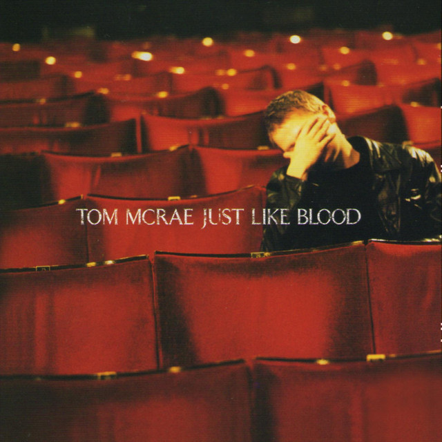 Album cover for Just Like Blood by Tom McRae