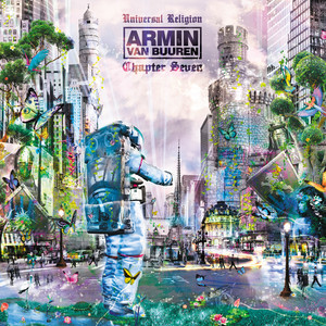 Copertina di D. Ramirez - Downpipe - Armin van Buuren Remix