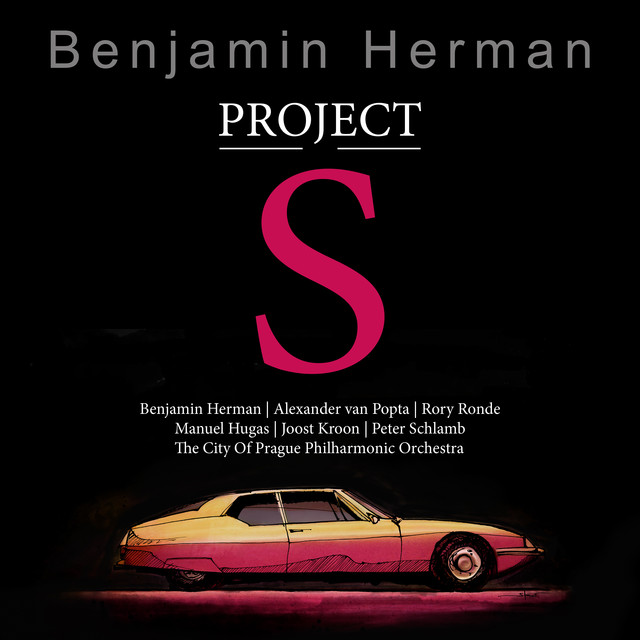 Album cover for Project S by Benjamin Herman