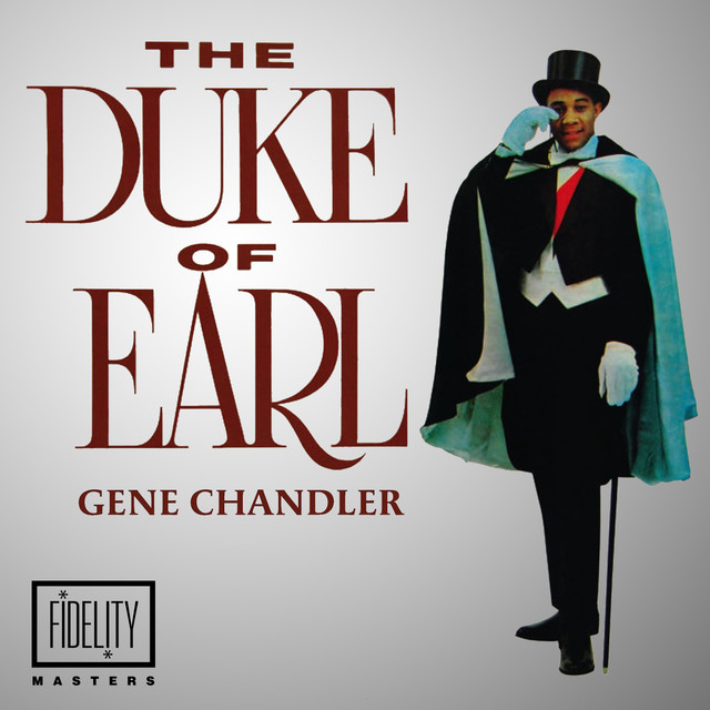 Classic and Collectable: Gene Chandler - Duke of Earl Albumcover