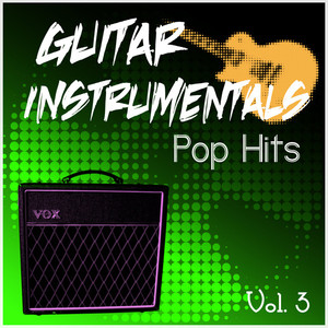 Guitar Instrumentals - Pop Hits (Vol. 3) Albumcover