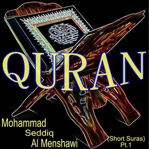 Mohammad Seddiq al Menshawi (Short Suras Pt. 1) Albümü