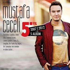 Mustafa Ceceli 5. Yıl (2007 - 2012) Albumcover