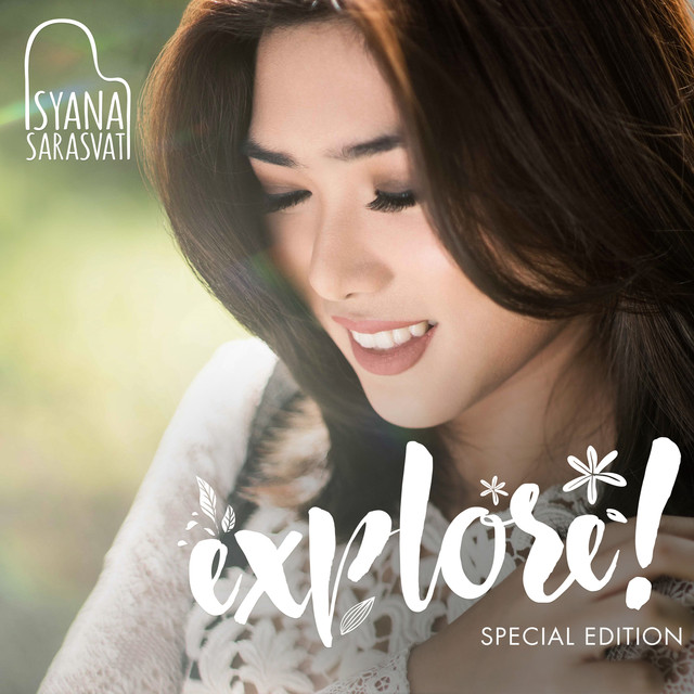 Album cover for EXPLORE! (Special Edition) by Isyana Sarasvati