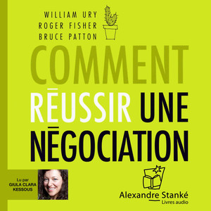 Comment réussir une négociation Audiobook