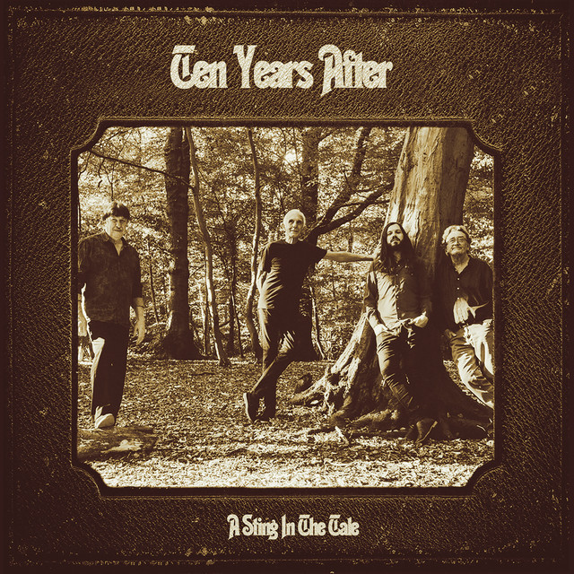 Album cover for A Sting In The Tale by Ten Years After