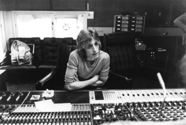 Mick Ronson Picture