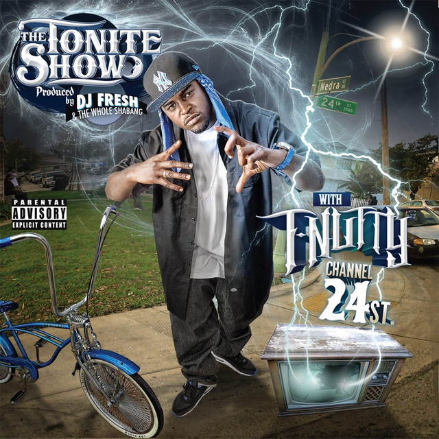 The Tonite Show with T-Nutty - Channel 24 St.