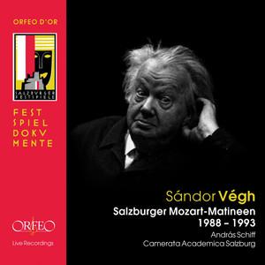 Végh: Salzburger Mozart-Matineen 1988-1993 Albümü