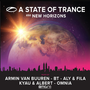 A State of Trance 650: New Horizons album