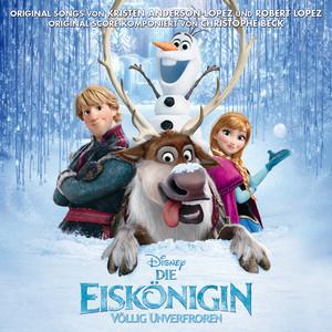 Die Eiskönigin Völlig Unverfroren (Deutscher Original Film Soundtrack) album