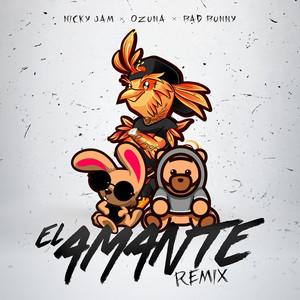 El Amante (Remix) Albümü