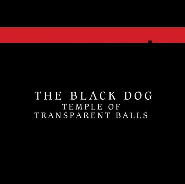 Temple Of Transparent Balls Black Dog