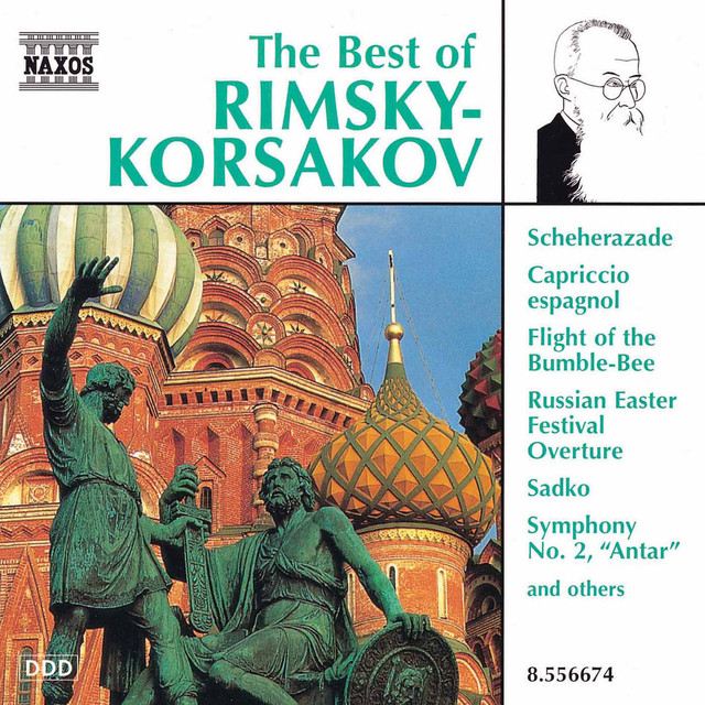Rimsky-Korsakov (The Best Of) Albumcover
