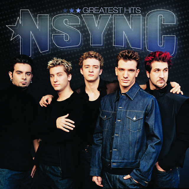 *NSYNC Greatest Hits album cover