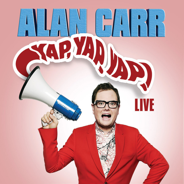 Alan Carr tickets and 2018 tour dates