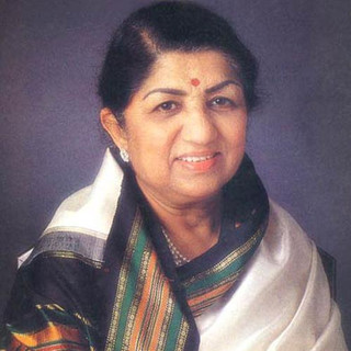 Picture of Lata Mangeshkar