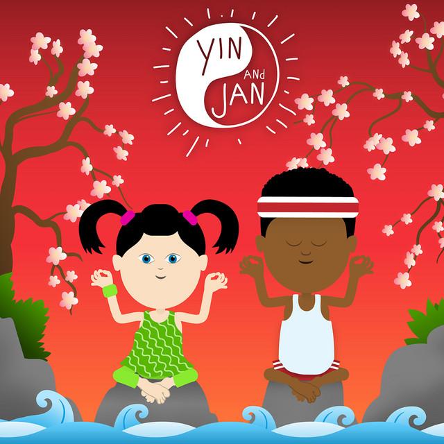 Album cover for Musik Lembut Untuk Tidur Untuk Anak-Anak by LL Kids Kamar Anak, Tidur Bayi Yin & Jan