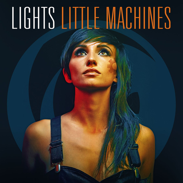 Lights Running With The Boys album cover