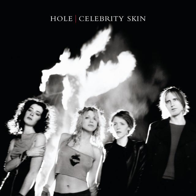 Celebrity Skin (98) album cover