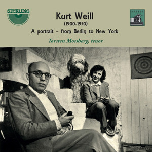 Weill: A Portrait from Berlin to New York album
