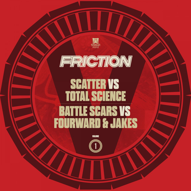 Friction Vs. Vol. 1: Scatter / Battle Scars