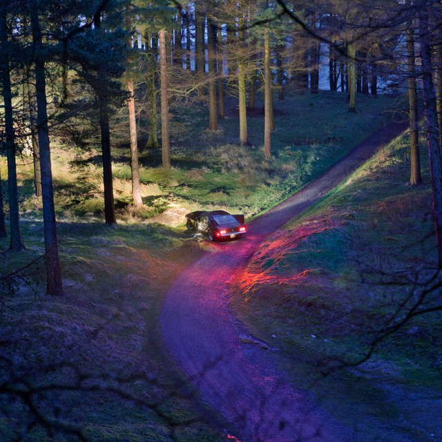 Album cover for Undertow by Drenge