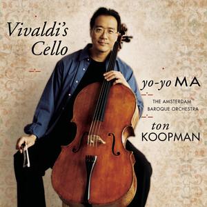 Vivaldi's Cello Albumcover