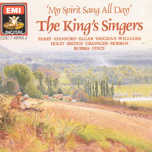 My Spirit Sang All Day album