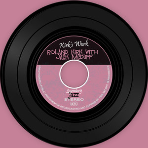 The Vinyl Masters: Kirk's Work album
