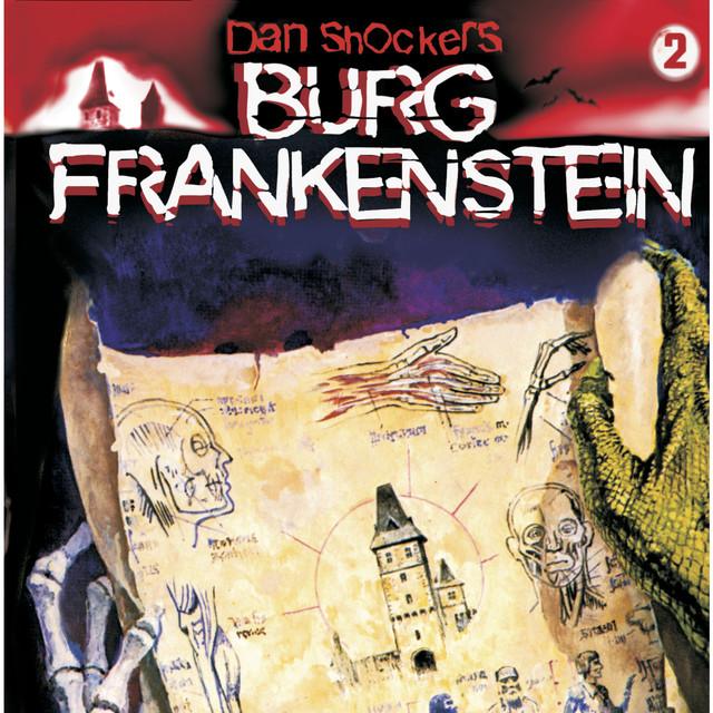 Folge 02: Monster-Testament von Burg Frankenstein Cover